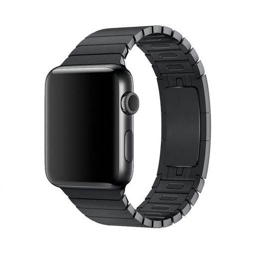 Länkarmband till Apple Watch - Svart