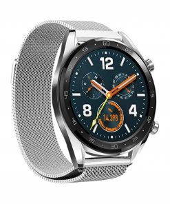 Milanese Loop till Huawei Watch GT Silver